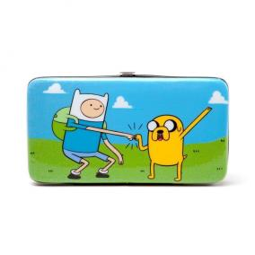 Кошелек Adventure Time Jake & Finn Box Hinge Wallet цена от 1 750 руб