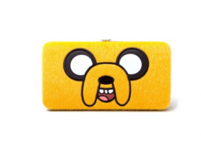Кошелек Adventure Time Jake Bigface Girl Hinge Wallet цена от 1 750 руб