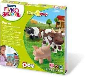 Набор для детей FIMO kids farm&play «Ферма» от 712 руб