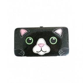 Кошелек Freaks And Friends Cat Glitter Face Hinge Wallet цена от 1 150 руб
