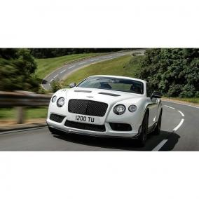 Тест-драйв Bentley Continental GT цена от 6 990 руб