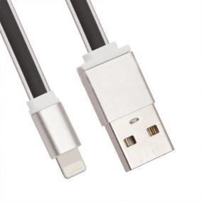 "Плоский USB Дата-кабель ""Cable"" Apple 8 pin цена от 260 руб"