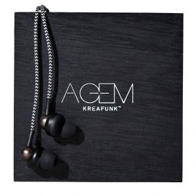 Наушники aGEM black edition от 3 950 руб