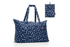 Сумка складная mini maxi travelbag spots navy от 1 290 руб